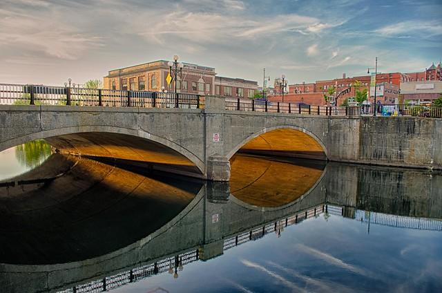 Morning Light - Bridge