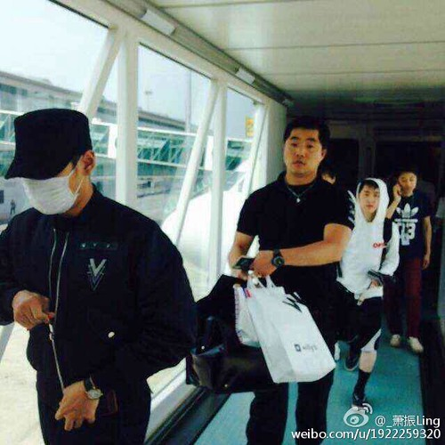 Big Bang - Dalian Airport - 26jun2015 - 1922259320 - 07