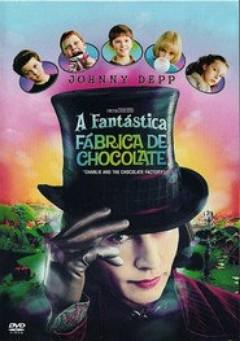 Assistir A Fantástica Fábrica de Chocolate Dublado