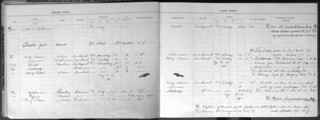 De første tyske ubåter i Trondheim 18 April 1940