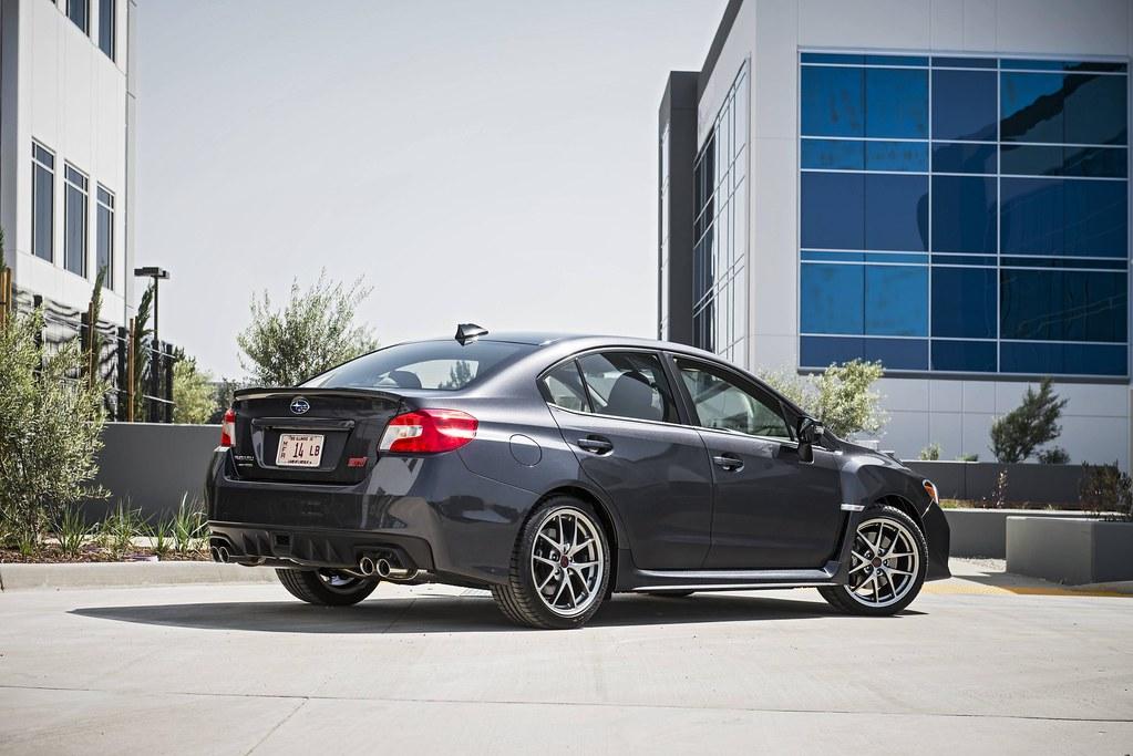 2016 Subaru WRX priced from $26,595
