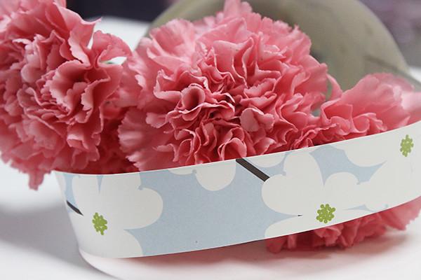 carnations-basket