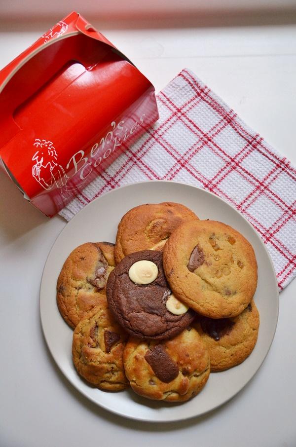 Ben Cookies Platter