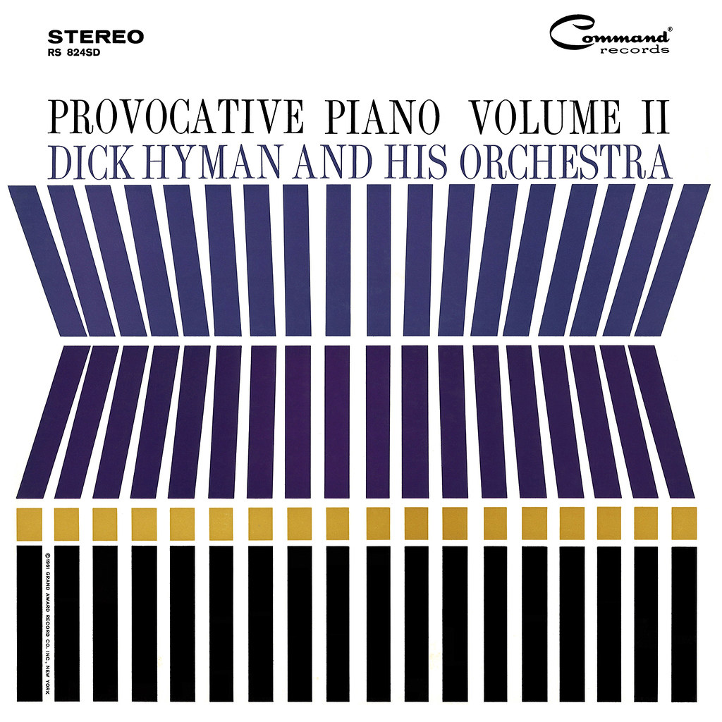 Dick Hyman - Provocative Piano Volume 2