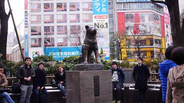 Shibuya Street March 2015