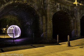 Under the arches