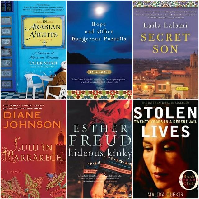 Moroccan Books