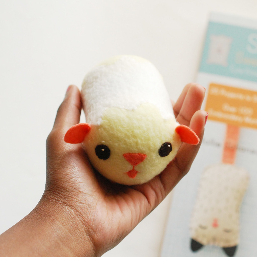 Making a Hamster from Stitch Love