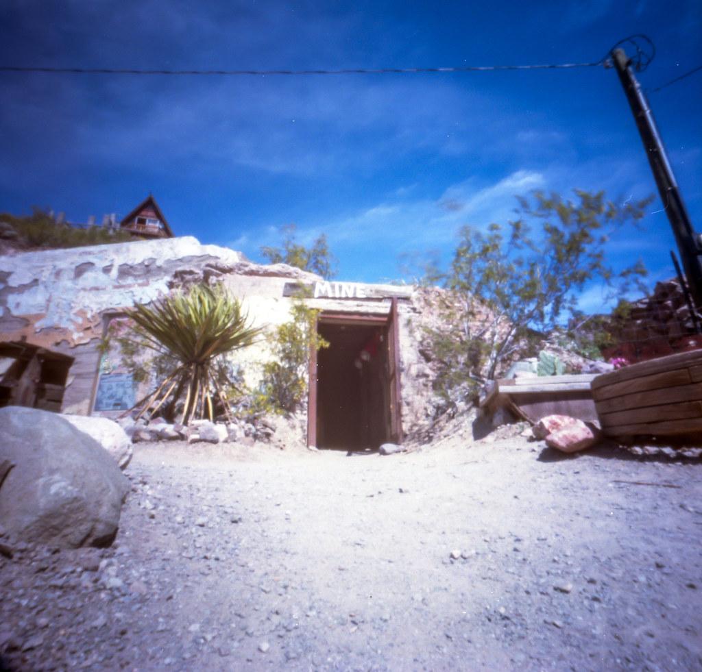 Oatman Mine