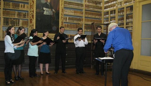 2011.06.06 EVMM Biblioteca Pública de Évora