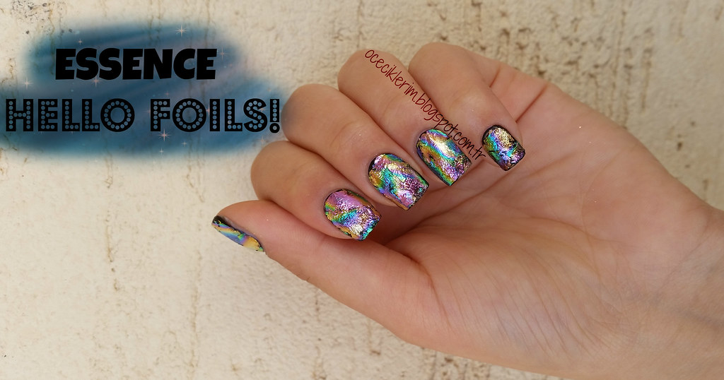 Essence Hello Foils!
