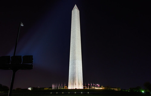 Lighting a Monument by Geoff Livingston