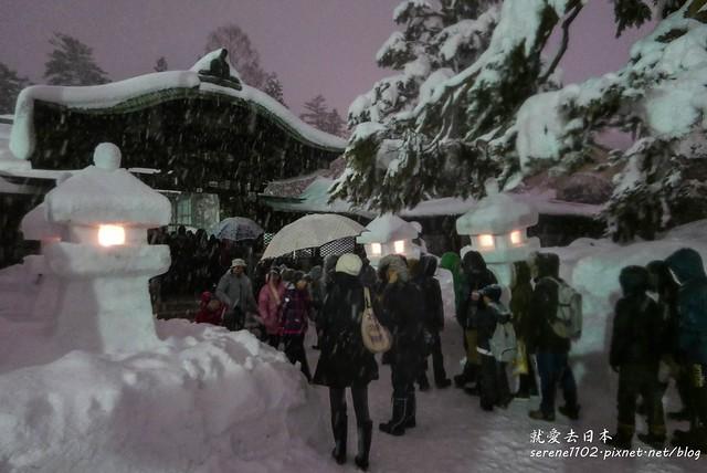 20150214米澤雪燈籠-10米澤雪燈籠-1330277