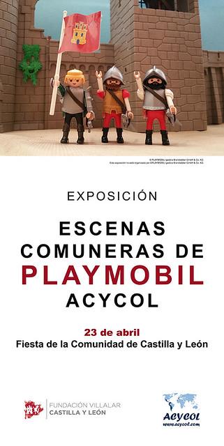 Plamobil Comunero de ACYCOL