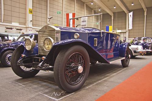Rolls-Royce 40/50HP Silver Ghost Boattail 1926 (5402)