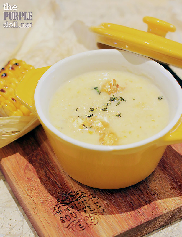 Sweet Corn Potage (P195)