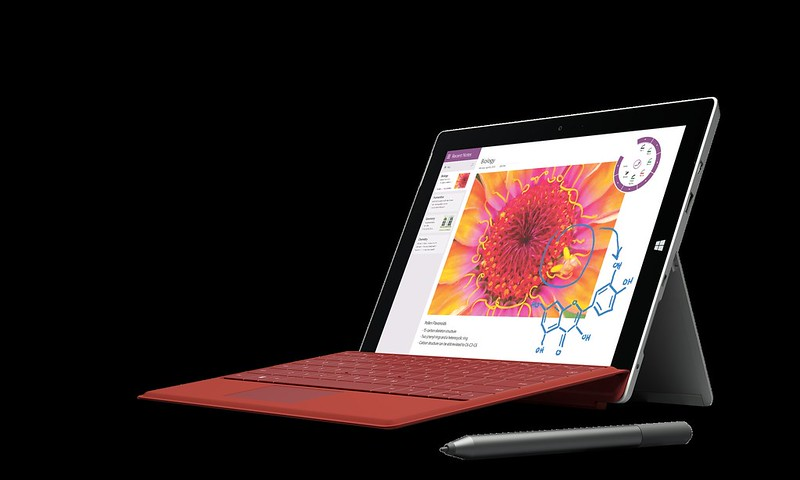 Microsoft Surface 3 Available in Singapore from 5th May 2015