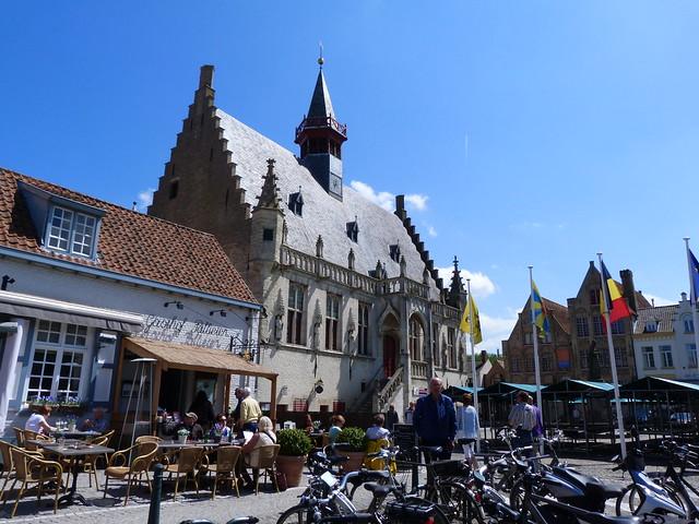 Ayuntamiento de Damme (Flandes, Bélgica)