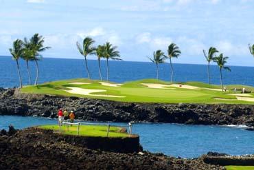 Mauna Lani ゴルフ場