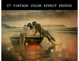 Glitch Effect Photo Template