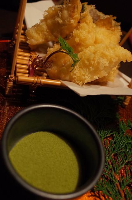 フグとハモの天ぷら Sakana Mamire 20