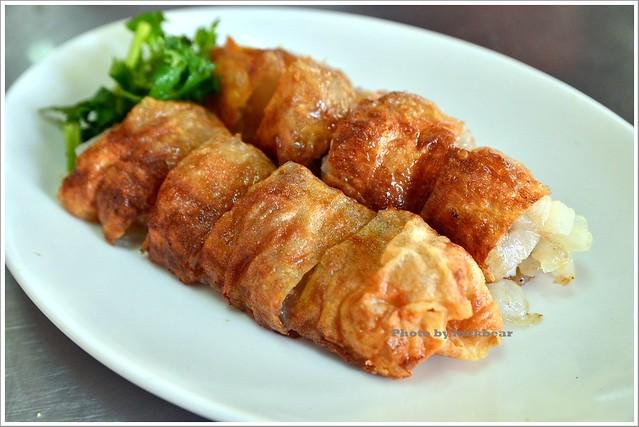奧松控肉飯卦包肉捲瓊文小吃部007-DSC_0920