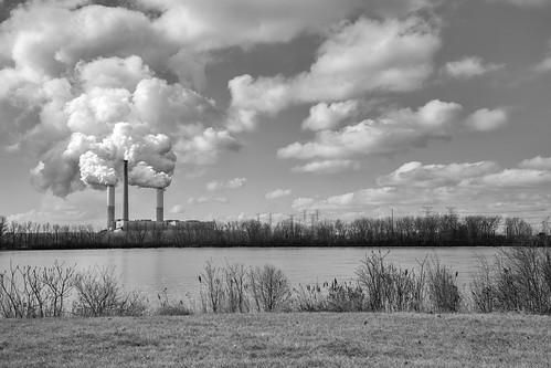 Sterling State Park - II, Monroe, MI, March, 2015