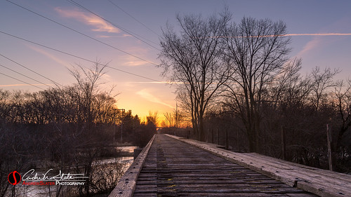 bridge abandoned architecture clouds burlington sunrise canon landscape horizon trail railbridge burlingtonwi discoverwisconsin 5dmarkiii whiteriverstatetrail andrewslaterphotography wicounties