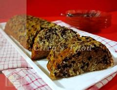 plant(0.0), meal(1.0), breakfast(1.0), baking(1.0), bread(1.0), pumpkin bread(1.0), baked goods(1.0), banana bread(1.0), produce(1.0), fruit cake(1.0), fruit(1.0), food(1.0), dish(1.0), snack food(1.0),