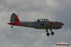 F-AZJV 1375 - OGMA-65 - Private - OGMA DHC-1 Chipmunk T.20 - Duxford - 070707 - Steven Gray - CRW_3652