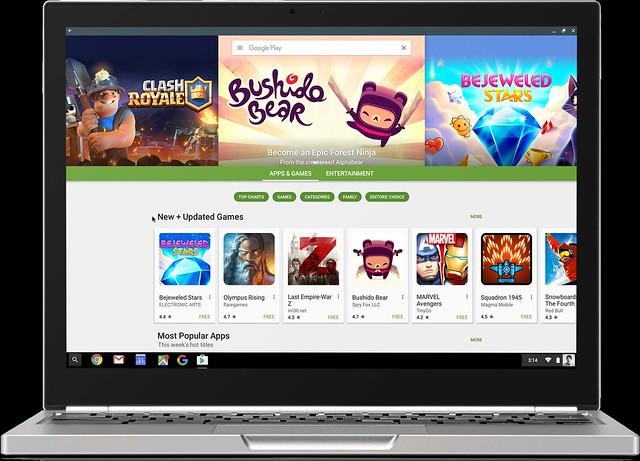 Google ระบุ เปลี่ยนมาใช้ container แทน ARC ทำให้แอพ Android ทำงานบน Chrome OS
