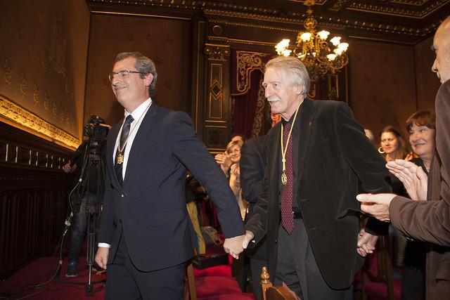 Donostia: Ezpata-dantza 2015