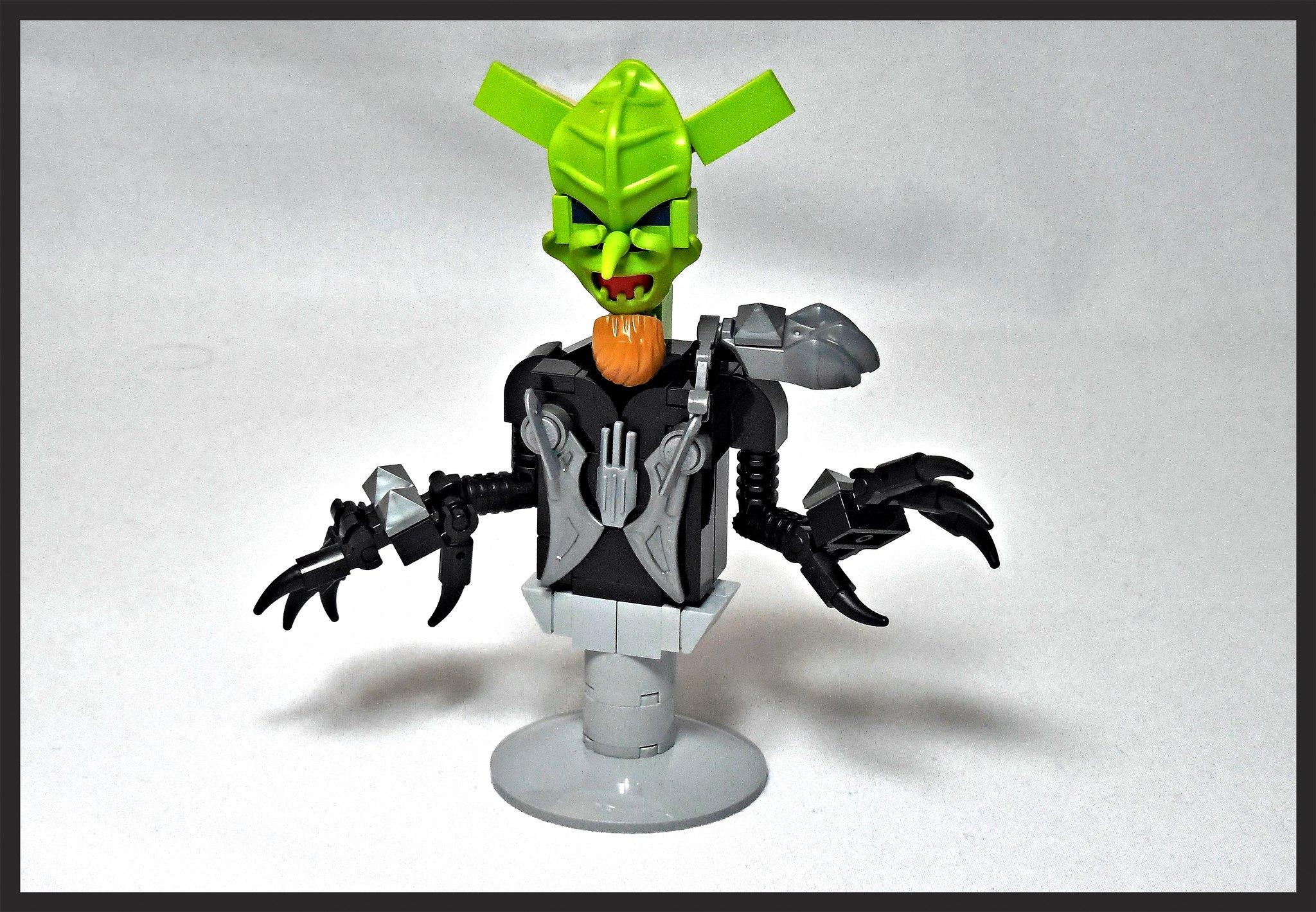 LEGO® MOC by Vitreolum: Nilbog