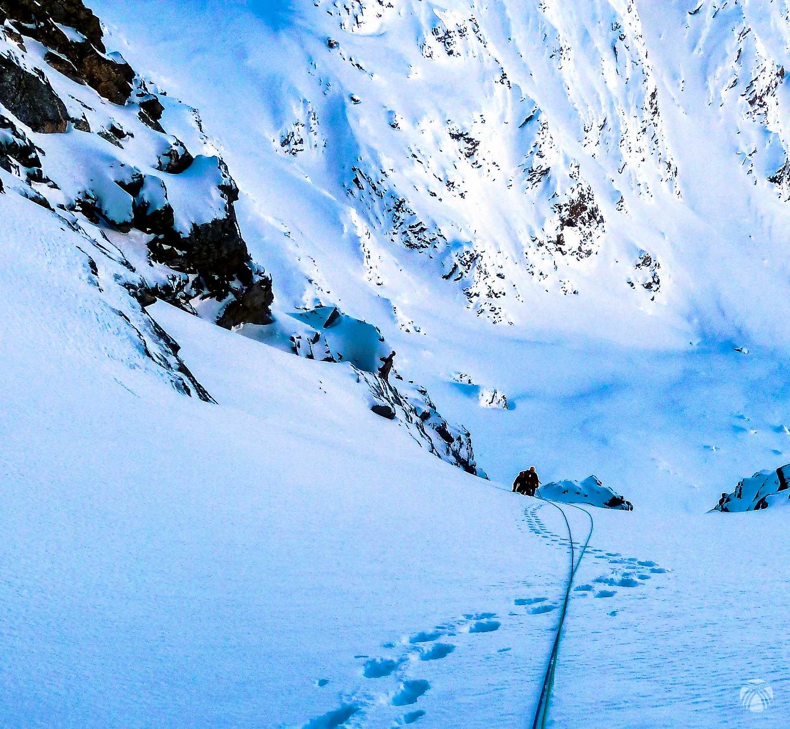 Grandes campas de nieve