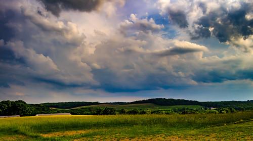 light field clouds landscape artistic fantasy polarizer davidsharo