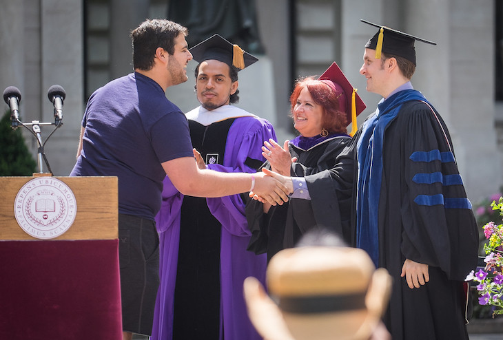 congratulations....you graduated!