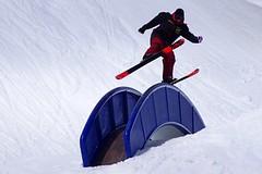Freestyle akademie na soustředění na Dachsteinu
