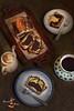 Marble Espresso Loaf Cake