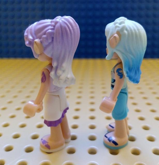 LEGO 41073 Elves - Minidolls