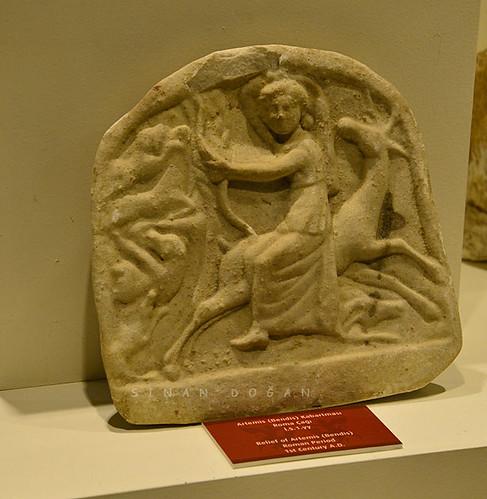 Artemis Kabartması