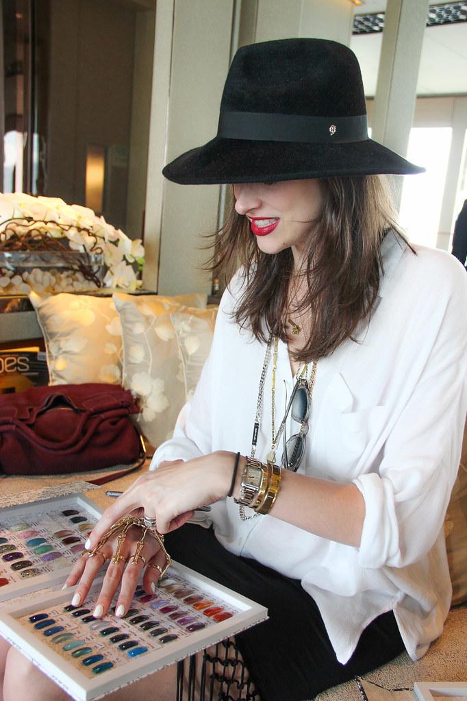 Girls day out four seasons nail bar dress me blog me for 4 season nail salon