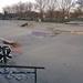 Beach Skateboard Park
