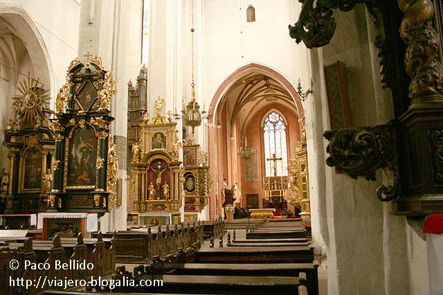 Interior de la catedral. © Paco Bellido, 2008