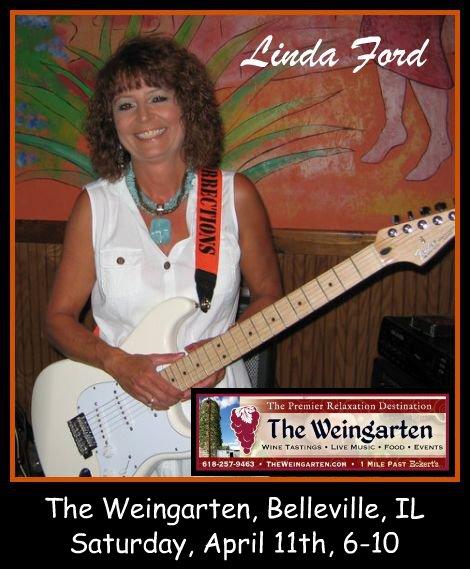 Linda Ford 4-11-15