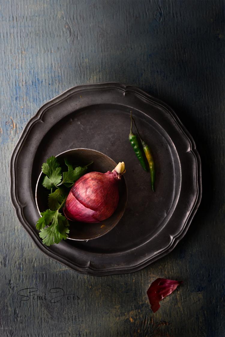 Vegetarian Rava dosa, easy healthy recipe