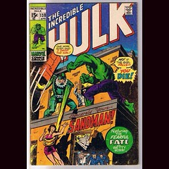 R.I.P. Herb Trimpe, 1939-2015. #Hulk #comics