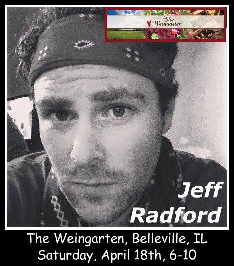 Jeff Radford 4-18-15