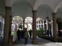 Festa a Palazzo Archinto del 18 aprile 2015