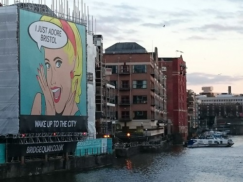I just adore Bristol!