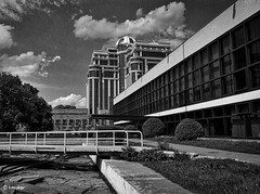 Soviet and Post-Soviet Architecture
